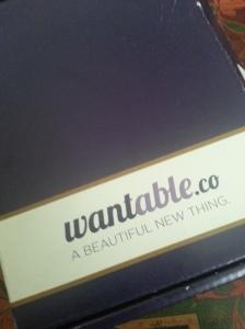 Wantable May 2013