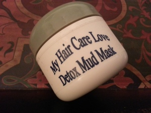 My Hair Care Love Detox Mud Mask $4.95 for 2oz.