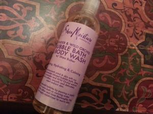 Shea Moisturize Lavender & Wild Orchid Bubble Bath Body Wash w/ Shea $9.99