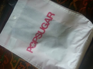 PopSugar Must Have May 2013 Popsugar Reusable Bag